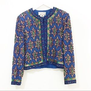 Brand new / sequins beads jackets
